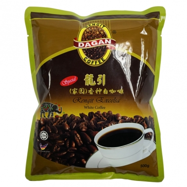 Rengit Excelsa White Coffee Powder Green 500 g